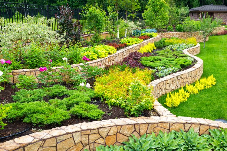 Landscaping Services and Retaining Walls
