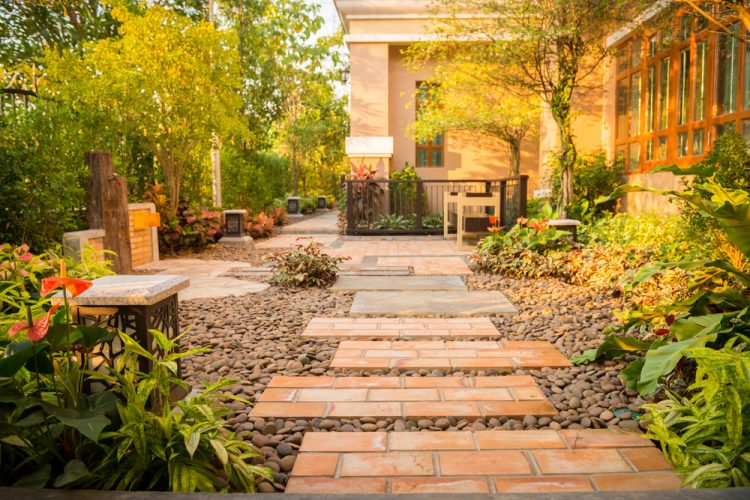 Revamp Your Landscaping With Brick Designs